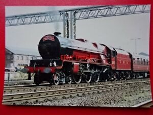 PHOTO-LMS-LOCO-PRINCESS-ROYAL-CLASS-6201-PRINCESS-ELIZABETH-NORTH-WALES-COAST