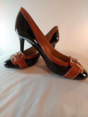 tommy hilfiger womens twkaira high heel pumps shoes 9