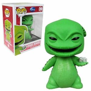 Oogie Boogie Nightmare Before Christmas Funko Pop Vinyl Figure NEW ...