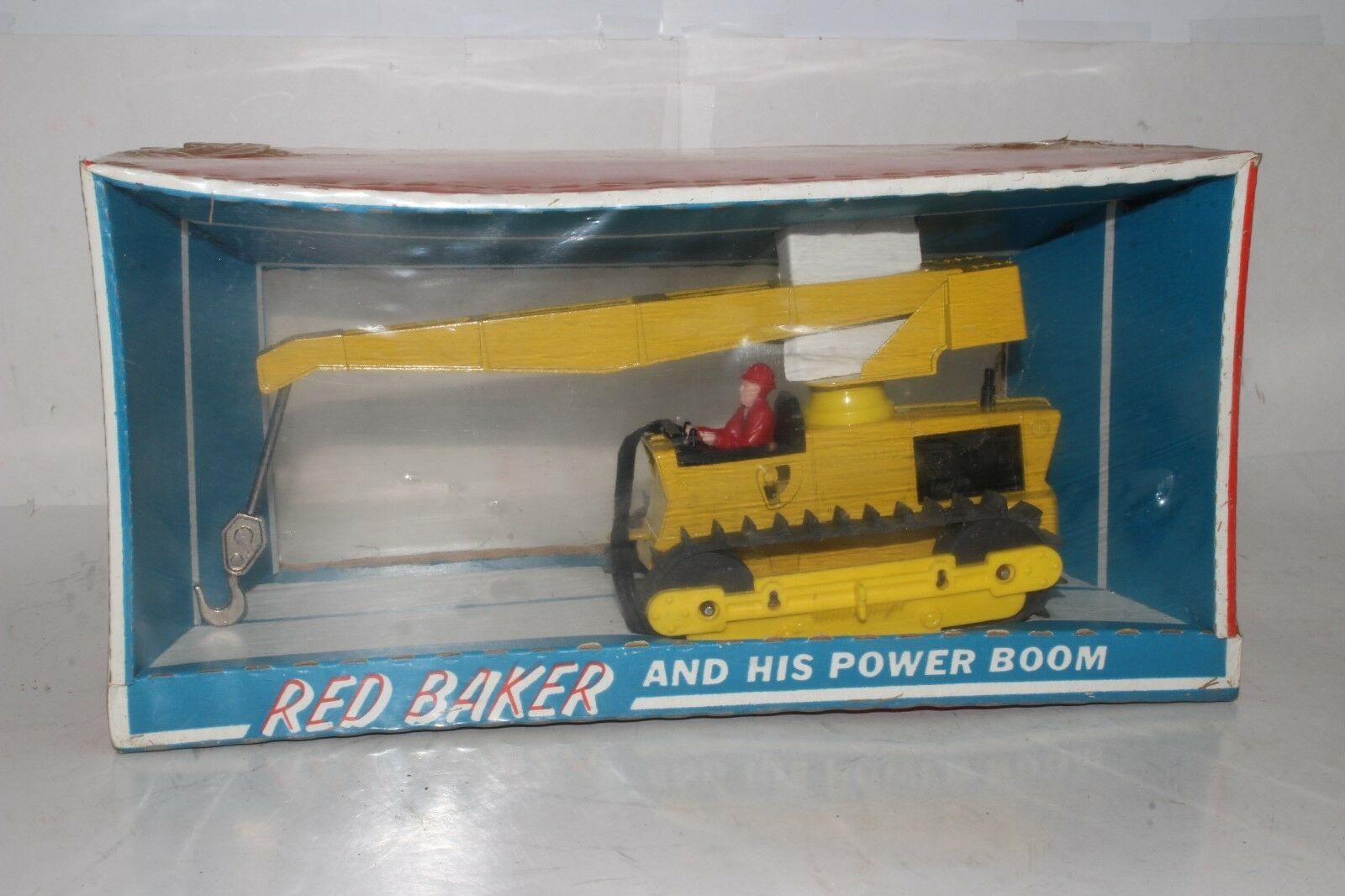 Hubley 1960's Power Boom Crane, Sealed in Box,