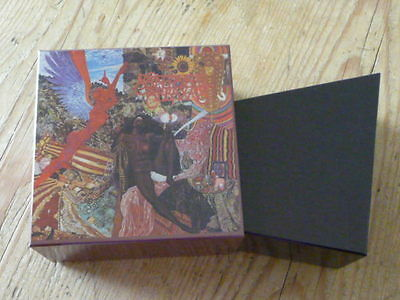 Santana:Abraxas Empty Promo Box [Japan Mini-LP no cd davis miles buddy carlos QA