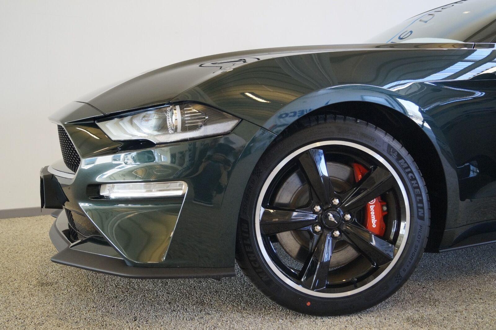 Ford Mustang 5,0 V8 GT Fastback Bullitt - billede 13