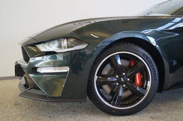 Ford Mustang 5,0 V8 GT Fastback Bullitt billede 13