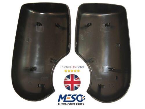 PAIR OF DOOR MIRROR COVER CASE FORD TRANSIT MK6 MK7 2000-2014