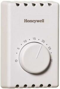 honeywell ct410a manual thermostat single pole 2 wires electricchargement de l\u0027image honeywell ct410a manual thermostat single pole 2 wires