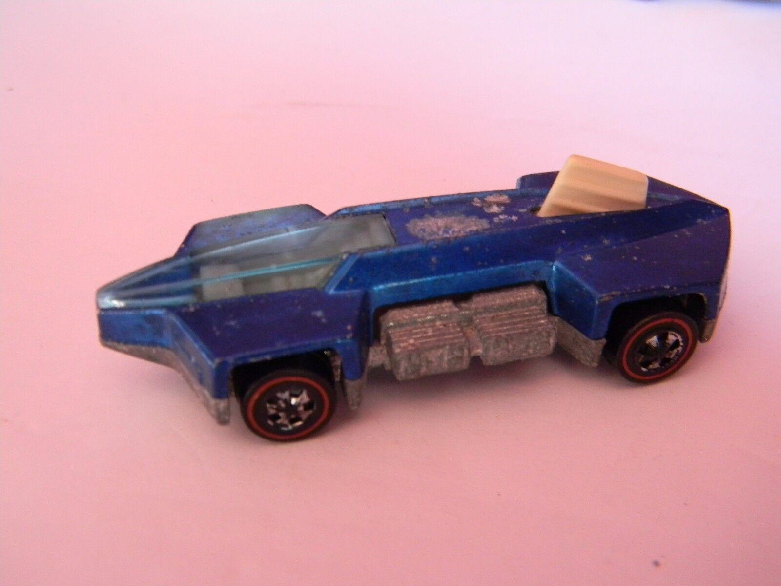 1971 - what-4 - heiß wheels-rare-original locker rotline-vhtf-Blau vari.
