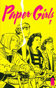 Paper-Girls-1-1st-Print-Regular-Cover-Image-Comics-Brian-K-Vaughan