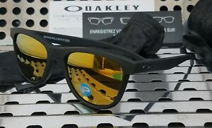 338b6706683 Image is loading New-Oakley-MOONLIGHTER-9320-10-Sunglasses-Matte-Black-