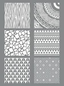 Estarcido-Serigrafia-Para-arcilla-polimerica-Etnico-Graine-creative