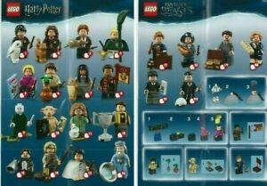 LEGO-MINIFIGURE-71022-HARRY-POTTER-FANTASTIC-BEASTS-AU-CHOIX