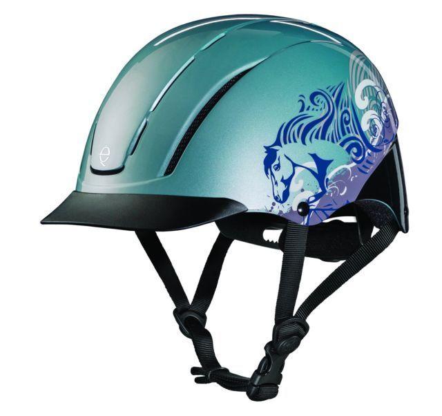 Weaver Troxel Spirit Schooling Helmet Sky Dreamscape