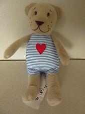 Ikea Fabler Bjorn 24Cm Light Brown Bear Soft / Plush Toy