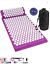 thumbnail 3 - Acupressure Mat, Pillow And Ball Set With An Impressive 8000 Pressure Points