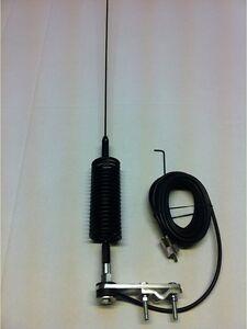 Mini-Springer-Stinger-CB-Antenna-Flat-Bar-Mirror-mount-Kit-CB-Aerial