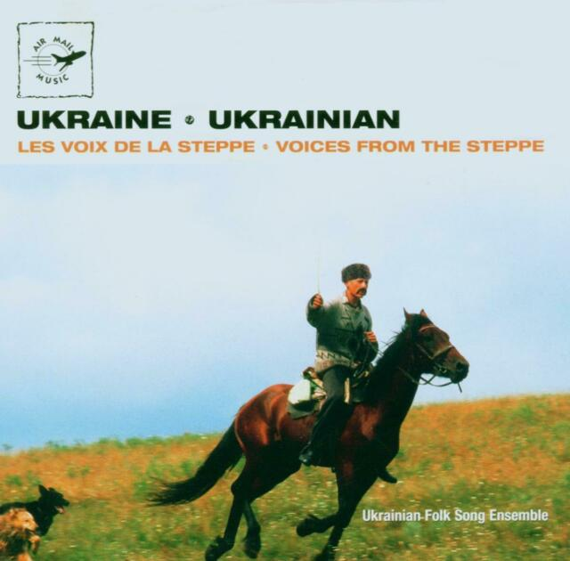 Various Various - Voices from the Steppe: Ukraine