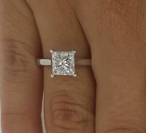 2-Carat-Princess-Cut-Diamond-Engagement-Ring-VS1-F-White-Gold-14k-6259