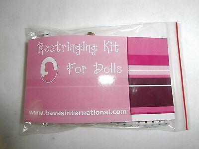 Repair Kit for American Girl Dolls - Restringing Materials Kit