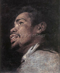 CRAYER-GASPARD-HEAD-STUDY-YOUNG-MOOR-ARTIST-PAINTING-OIL-CANVAS-REPRO-ART-DECO