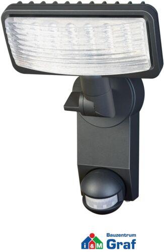 BRENNENSTUHL LED-Strahler Premium City mit Bewegungsmelder anthrazit //#844065