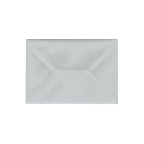 C6 Cloud Grey Envelopes for A6 Greeting Cards and Correspondence 100 gsm