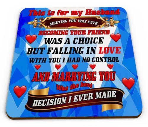 Coaster Ce est pour mon mari vous rencontrer était sort devenir votre ami était..