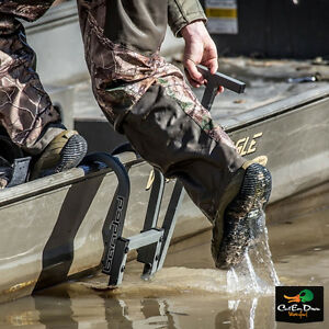 AVERY-OUTDOORS-GREENHEAD-GEAR-GHG-BANDED-EASY-IN-BOAT-LADDER-ADJUSTABLE