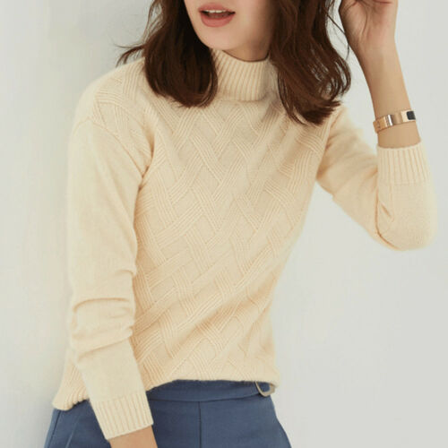 del casuale maglione Top del 100 maglione Nuova Le il dimensione caldo maglione allentano del caldo donne pullover di 08qCF