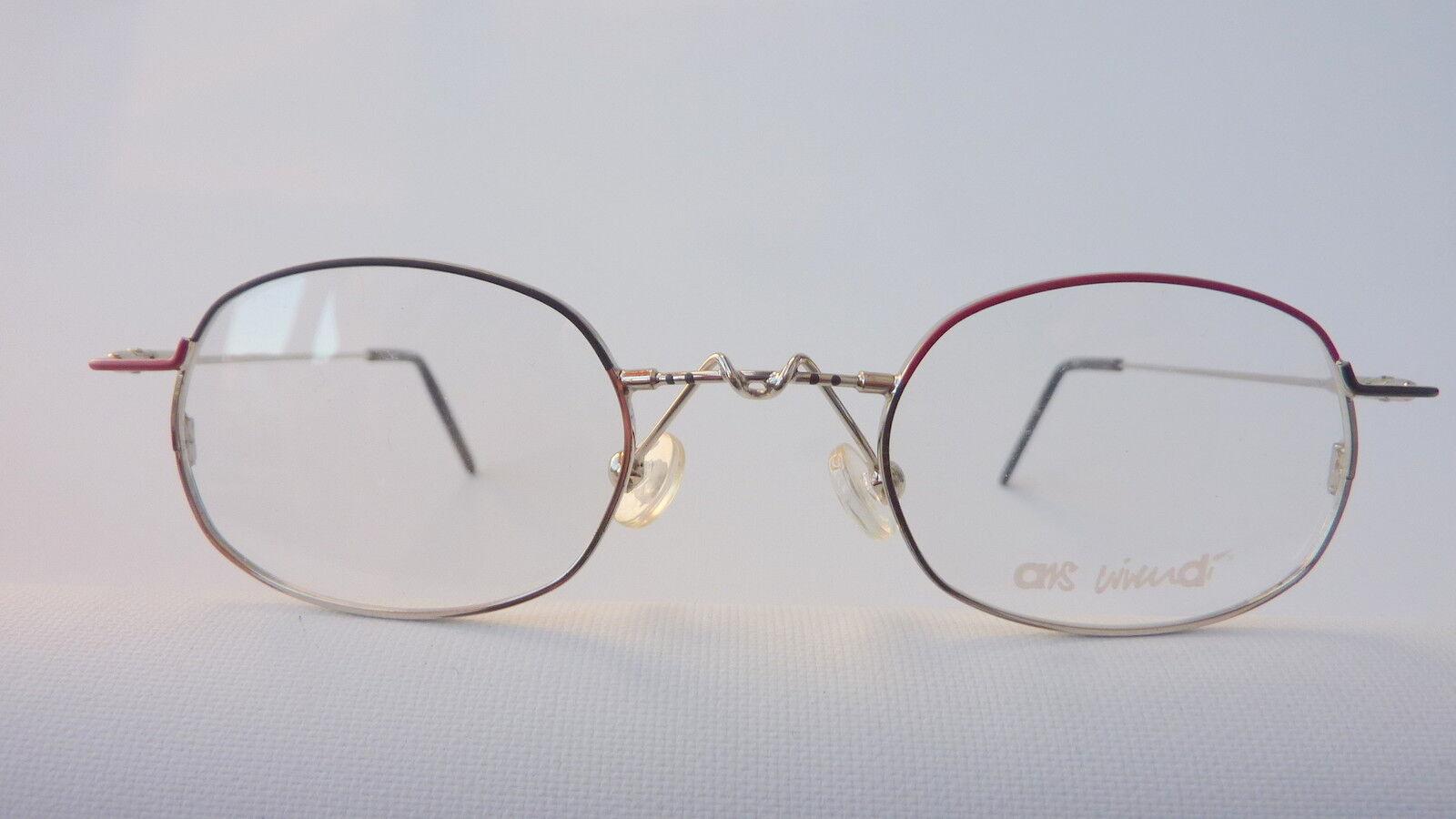 Ars Vivendi Vivendi Vivendi UnisexBrille 39-16 Eyecatcher Fassung frame außergewöhnlich Größe S  | Online Store  | Rabatt  | Lebendige Form  ea12c0