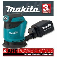 Makita DBO180Z 18v LXT Cordless li-ion 125mm Random Orbit Sander (Body Only)