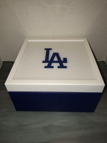 Dodgers Estuche Tarjeta Personalizada Para Deportes graduada losas BGS//Profesional autenticador L.A