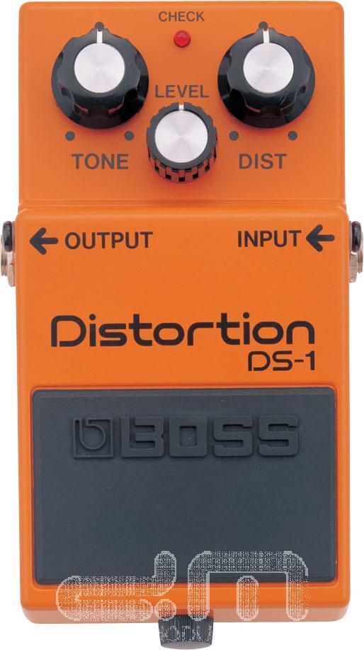 Boss DS-1 Verzerrung  Gitarren-Pedal  Neu Detroit Modular]