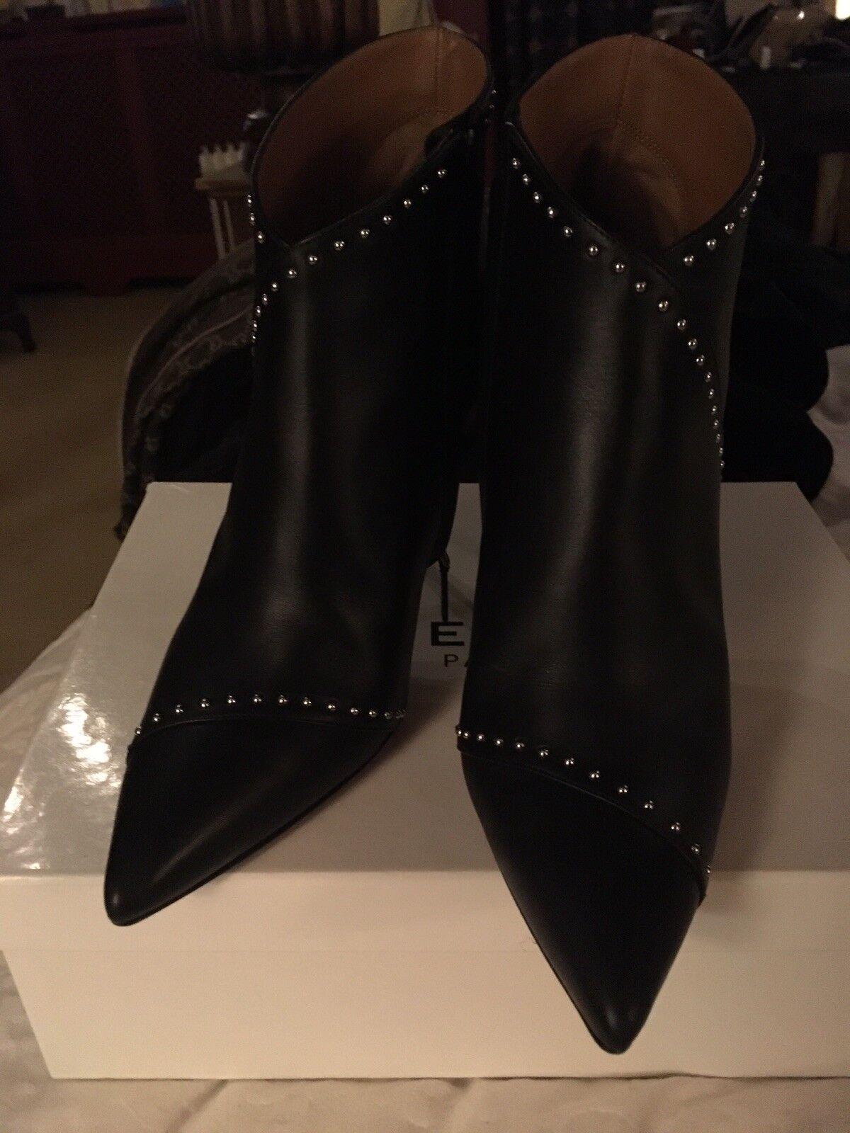 Givenchy Studded botas Talla 6 - Eu 39 Stunning