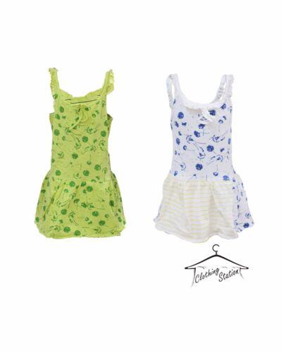CODE GIRL'S,KIDS SUMMER SLEEVELESS DRESS,TOP WHITE//LEMONADE G-23