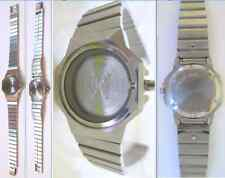 longines cassa orologio ref. 4857 111 watch case steel bracelet strap band parts