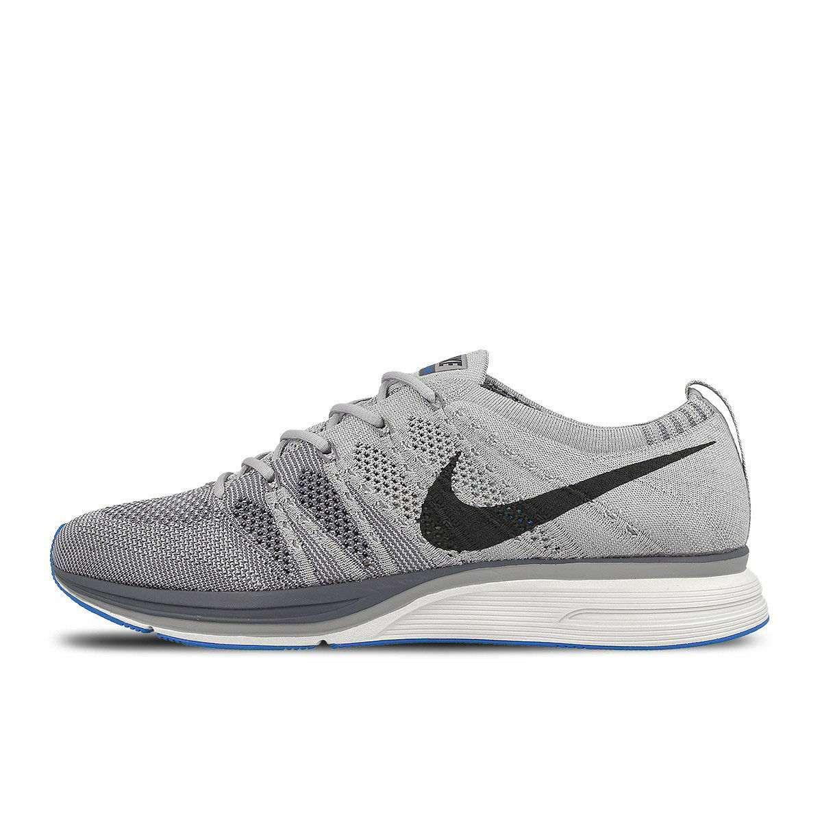 4d21bdded2 Nike Men Flyknit Trainer Reflective Running shoes Grey AH8396-006 US7-11 04'