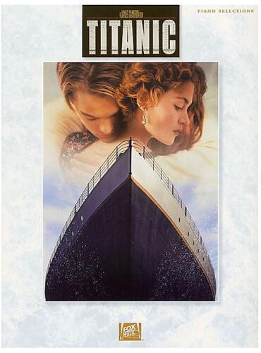 Titanic Piano Selections Songbook für Piano Solo