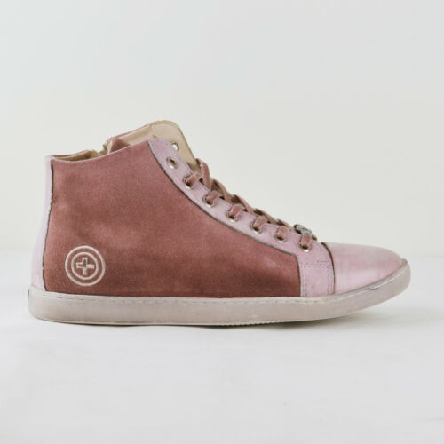 Gino-B Femmes Sneaker libre Natural Pink TAILLE 39 NEUF