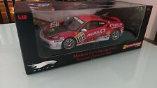 1/18 HOT WHEELS ELITE FERRARI CHALLENGE F430 RACE CAR EUROPEAN CHAMPION 2006