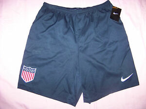 bf7e4f0b7 Nike Mens Lined US USA Soccer Shorts NWT XL 91205329119   eBay
