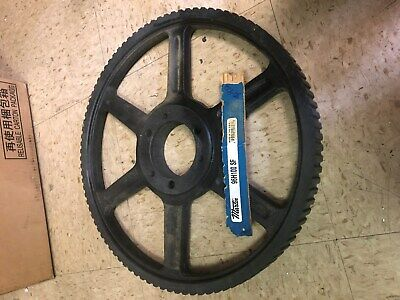 0.3750 in Pitch NEW Martin 36L100 SDS Bushing Bore Timing Belt Pulley