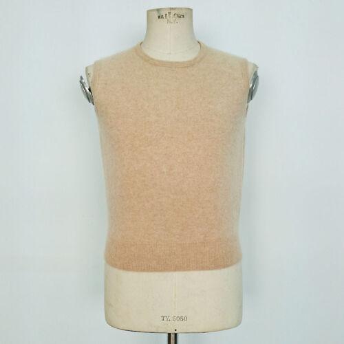 Brunello Donna Vintage Gilet Art Cucinelli 6875 100Cashmere W2IDEH9