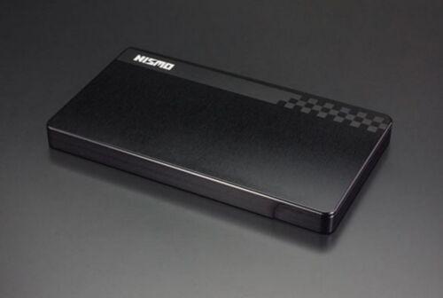 Duralumin Card Case NISSAN Nismo Old Logo Model New JAPAN