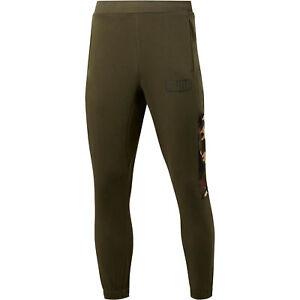PUMA-Rebel-Camo-Men-039-s-Pants-Men-Knitted-Pants-Basics