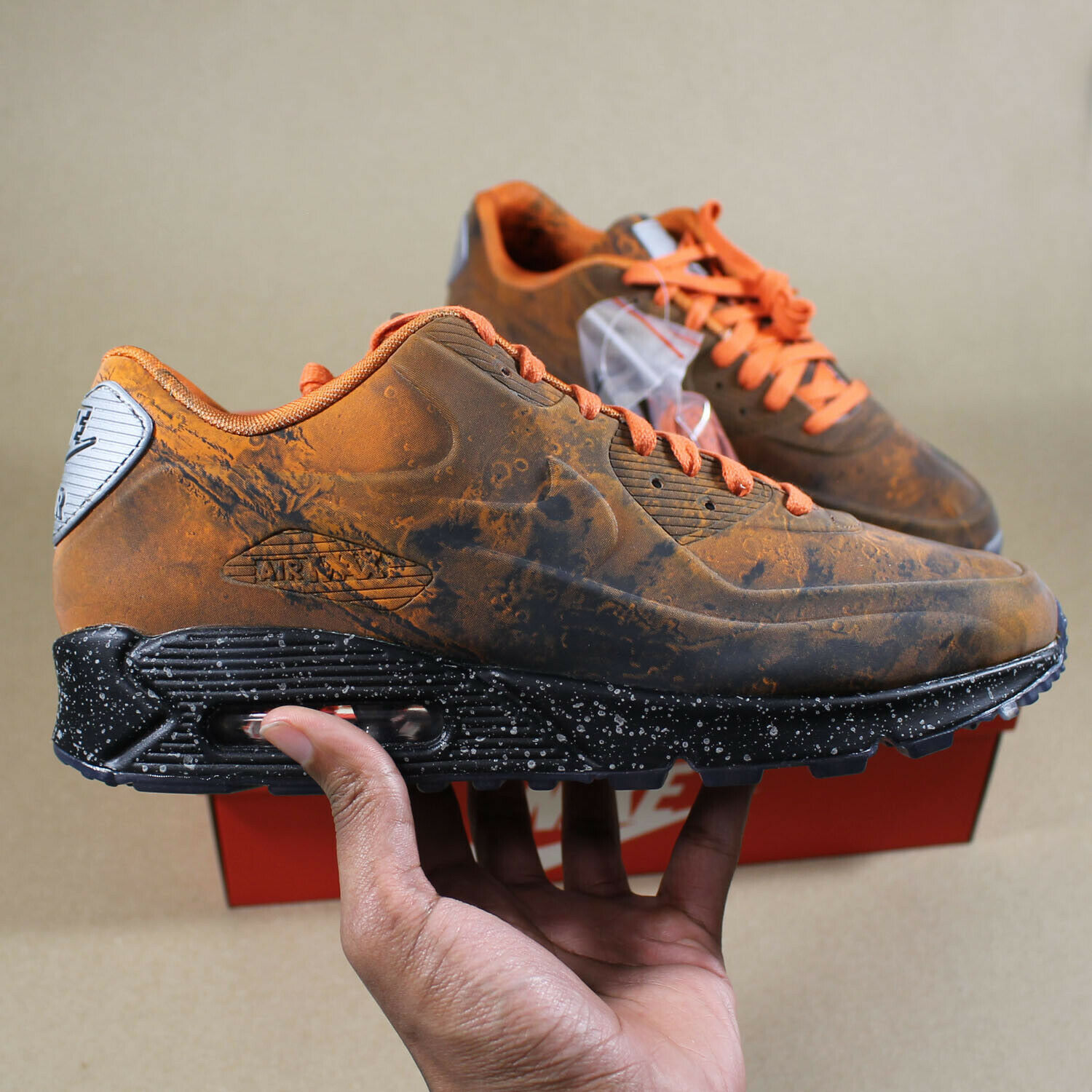 Nike Air Max 90 QS Mars Landing New Size 9.5 CD0920-600 - In Hand Free Shipping