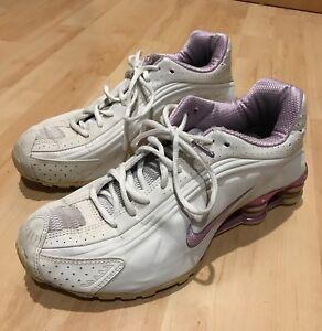Nike-Shox-NZ-WMNS-Damen-weiss-aus-2006-Groesse-US-9-5-EUR-41