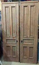 Antique / Historic Architectural Salvage Brownstone Pocket Doors