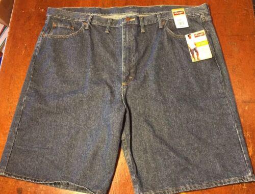 NEW Wrangler Men/'s Relaxed Fit Blue Jeans Denim Shorts Size 46 REG Jean Shorts