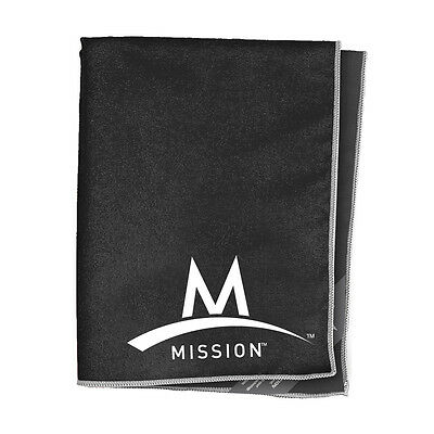 Mission Enduracool Instant Cooling Wristbands High Viscose Coral//Grey