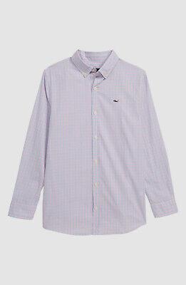 2t//3t New $95 Greg Norman Tasso Elba Kid Boy/'S Black Short-Sleeve Polo Shirt Xs