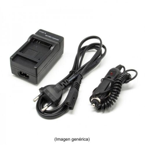 Cargador EN-EL15 para Nikon D7000 D7100 D7200 D750 D800 D600 D610 V1